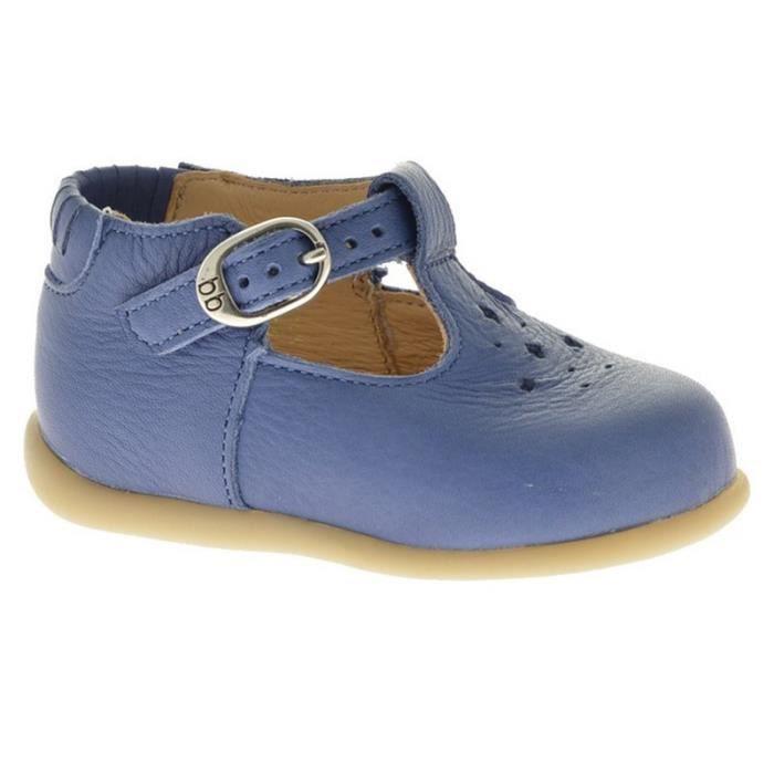 Babybotte Babies Bleu Classique Boucle (20 - Fin - bleu)