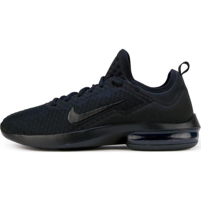 Chaussures Nike Air Max Kantara Hommes Blanc Noir 908982