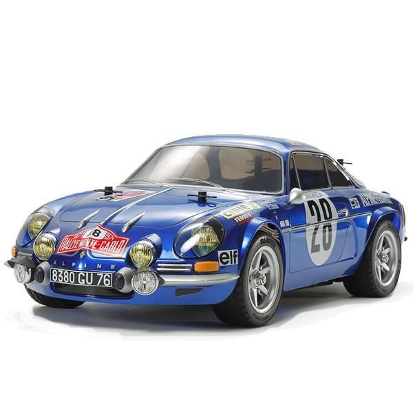 voiture rc renault alpine a110 mc 71 m06 achat vente voiture construire cdiscount. Black Bedroom Furniture Sets. Home Design Ideas