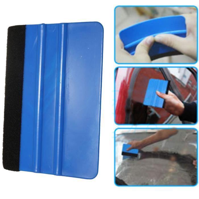 TEMPSA Raclette Vitre Pare-brise Sticker Scraper Film Nettoyage Fenêtre Voiture Racloir