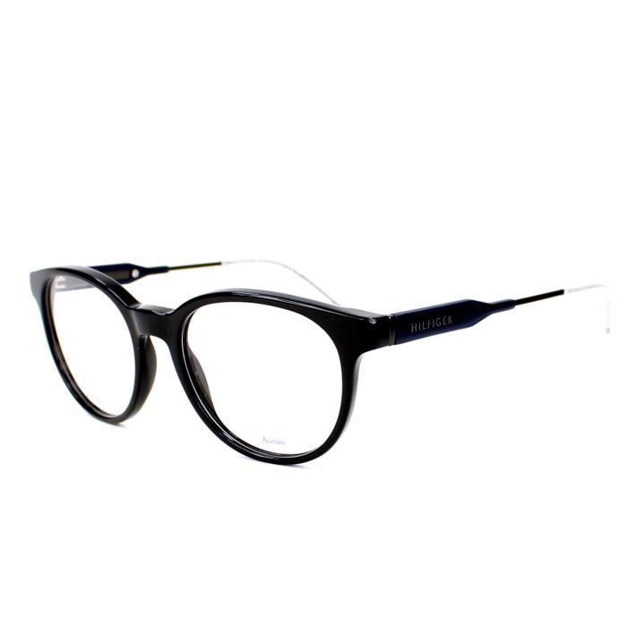 Lunettes de vue Tommy Hilfiger TH 1349 -JW9 Noir - Bleu - Achat ... 0c59ea6efd76