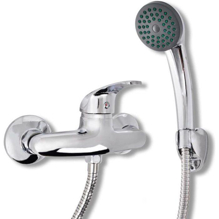 Mitigeur avec pomme de douche(tuyaux inclus) - Achat / Vente ...