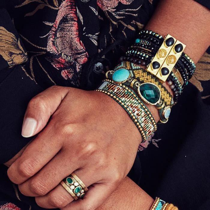 Bracelet Hipanema Amazonia Taille M