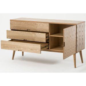 buffet 150 cm achat vente pas cher. Black Bedroom Furniture Sets. Home Design Ideas