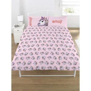 housse couette licorne achat vente housse couette licorne pas cher soldes d s le 10. Black Bedroom Furniture Sets. Home Design Ideas