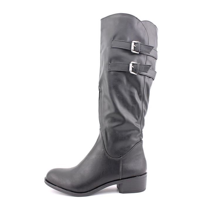 Style & Co Masen Riding Boot Synthétique Botte