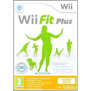 CONSOLE WII Wii Fit Plus Nintendo 2126481 -  -