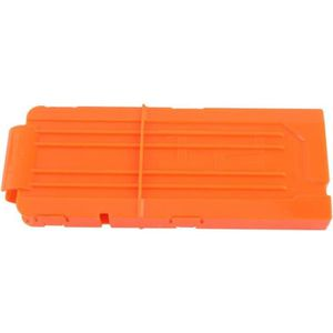 PISTOLET BILLE MOUSSE 12pcs Clip de pistolet jouet Nerf Chargeur de Fléc