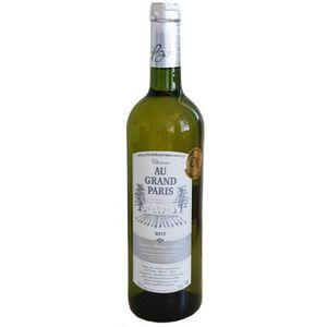 VIN BLANC 6 bouteilles - Vin blanc - Tranquille - Château Au