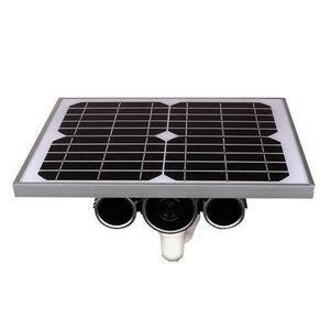 Caméra réseau solaire 720p sans fil Wifi HD ONVIF Extérieure IOS