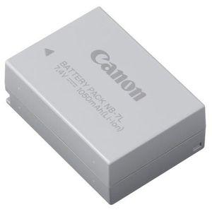 DALLE D'ÉCRAN Canon batterie NB-7L-4391