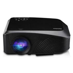 Vidéoprojecteur Excelvan Multimédia Projecteur LED-4018 Portable 1