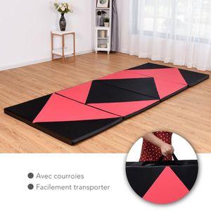 tapis de gym gonflable achat vente pas cher cdiscount. Black Bedroom Furniture Sets. Home Design Ideas