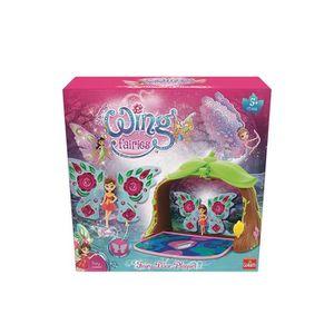 Support à décorer GOLIATH Kit de Loisirs Créatifs Fairies World