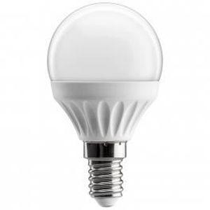 AMPOULE - LED Ampoule LED bulbe douille E14, 4W 230V, blanc chau