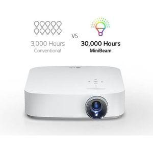Vidéoprojecteur LG PF50KS Vidéoprojecteur LED DLP Full HD Léger et