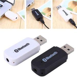ENCEINTES ORDINATEUR USB Bluetooth Stéréo Récepteur Audio Sans Fil