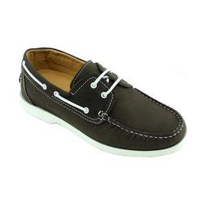 CHAUSSURES BATEAU Dock Side - Chaussures de pont pour Homme style Ba