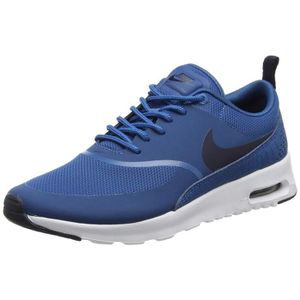 Chaussures De Running Enfant Fille Nike Air Max Thea Blanche