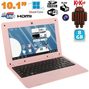 NETBOOK Mini PC Android ultra portable netbook 10 pouces W