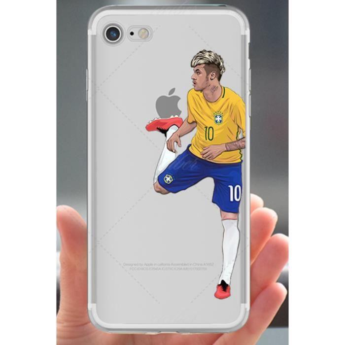 coque foot iphone 6 neymar