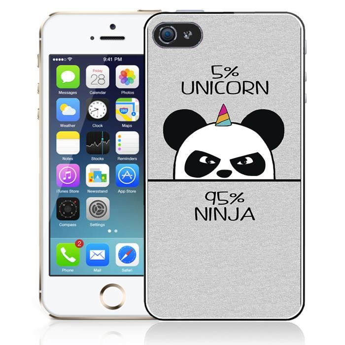 coque iphone 4 licorne pas cher