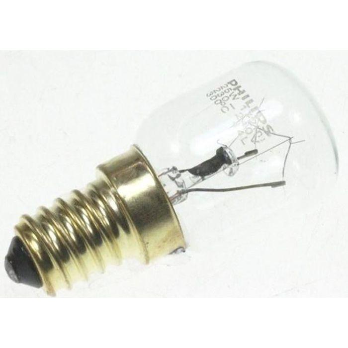 PIÈCE DE PETITE CUISSON lampe de four bosch siemens 00032196