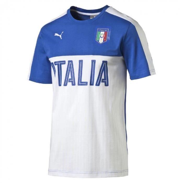 T Graphique Cdiscount Puma Junior Cher Shirt Italie Pas Prix 6Yyfb7g