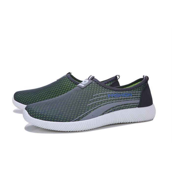 2018 Slipon Antidérapant Extravagant Sneakers Nouvelle Baskets Cool Arrivee Confortable Homme Chaussures Personnalité DW9EYH2I