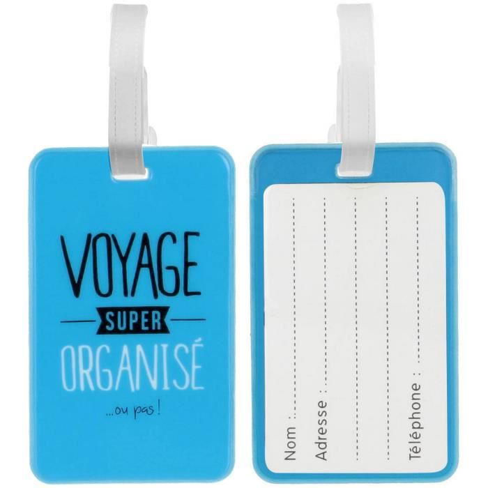 Etiquette pour valise achat vente etiquette pour for 1 porte etiquette de voyage