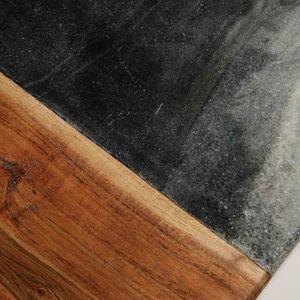 Planche a decouper en marbre achat vente planche a for Planche bois gris