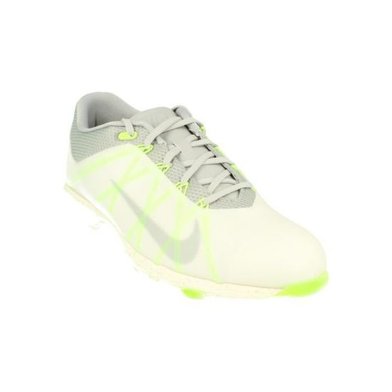 quite nice 6e58e 67c7f Nike Lunar Fire Hommes Golf Chaussures 853738 Trainers Sneakers 900 Gris  Gris - Achat   Vente basket - Cdiscount