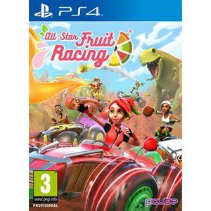 JEU PS4 All-Star Fruit Racing Jeu PS4
