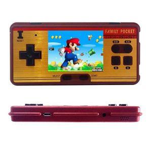 MANETTE JEUX VIDÉO Rouge foncé 1pc Mini Manette de jeu portable class
