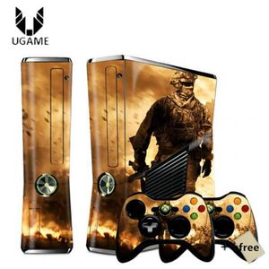STICKER - SKIN CONSOLE Version 1 - Hot Cool Game Noir Call Of Duty Modèle