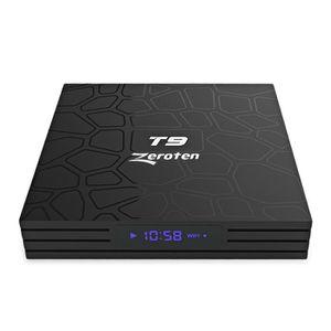 BOX MULTIMEDIA TV box - Zeroten T9 RK3328 - 4K HD - 4GB+32GB - An