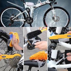 DÉCORATION DE VÉLO BIKIGHT 6 vélos - Cycle de nettoyage vélo Tool Kit