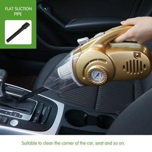 ASPIRATEUR AUTO secs Aspirateur portable 96W pour pneus et gonfleu