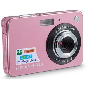 APPAREIL PHOTO COMPACT Appareil Photo 2.7 LCD Rechargeable HD Digital Cam