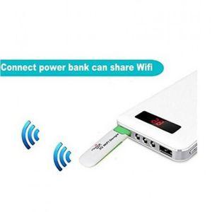 MODEM - ROUTEUR Mini Poche Wifi 7.2 Mbps 3g Usb Modem Routeur Wi-F