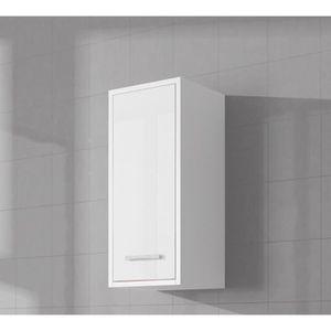 armoire toilette miroir achat vente armoire toilette miroir pas cher cdiscount. Black Bedroom Furniture Sets. Home Design Ideas