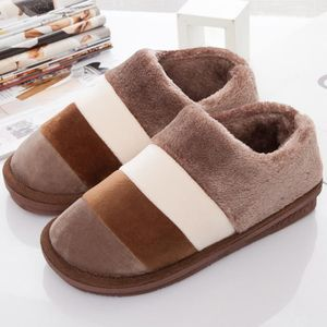 CHAUSSON - PANTOUFLE Hommes Chaussons