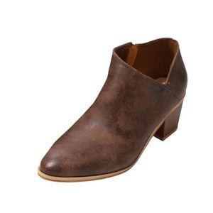 003f7bae4847c BOTTE Femmes dames chaussures d automne mode cheville en