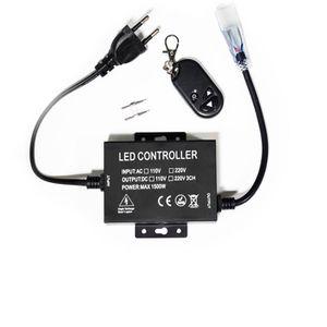 AMPOULE - LED Variateur Professionnel 8mm de 1500W pour ruban LE