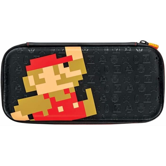 PDP Housse Retro Mario Pour Nintendo Switch - Licence Officielle