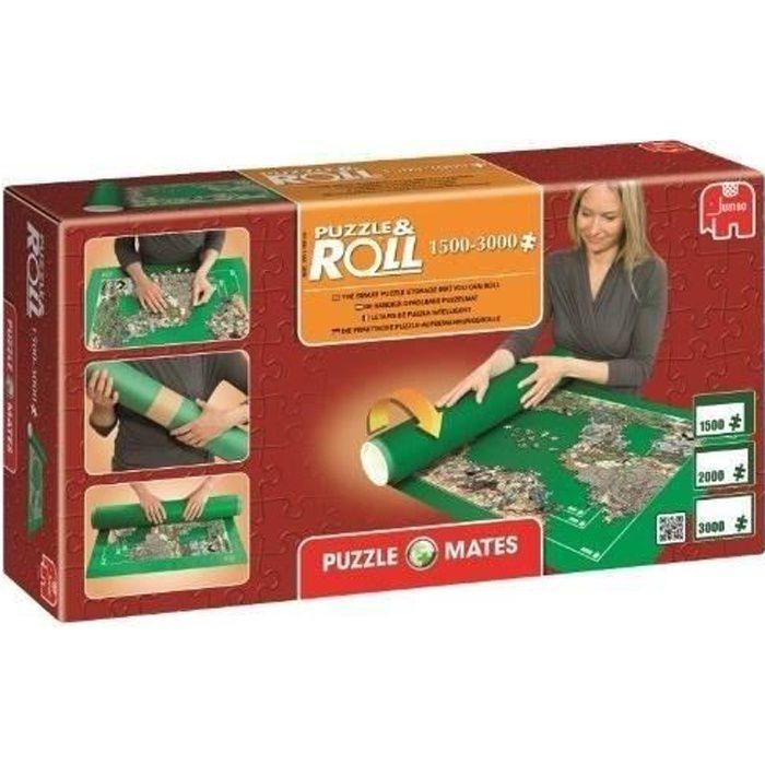 JUMBO - Tapis pour Puzzle, jusqu'à 3000 pièces - Puzzl&Roll
