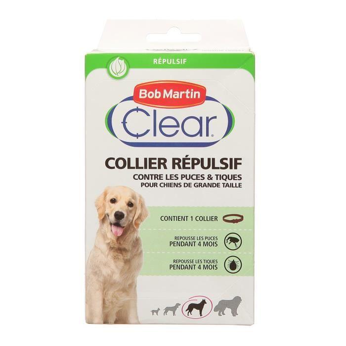 Collier répulsif pour chien moyen / grand