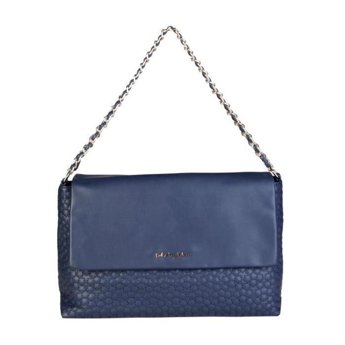 Byblos - Sac porté épaule pour femme (GABRIELLE_675611_239_BLUE-NAVY) - Bleu
