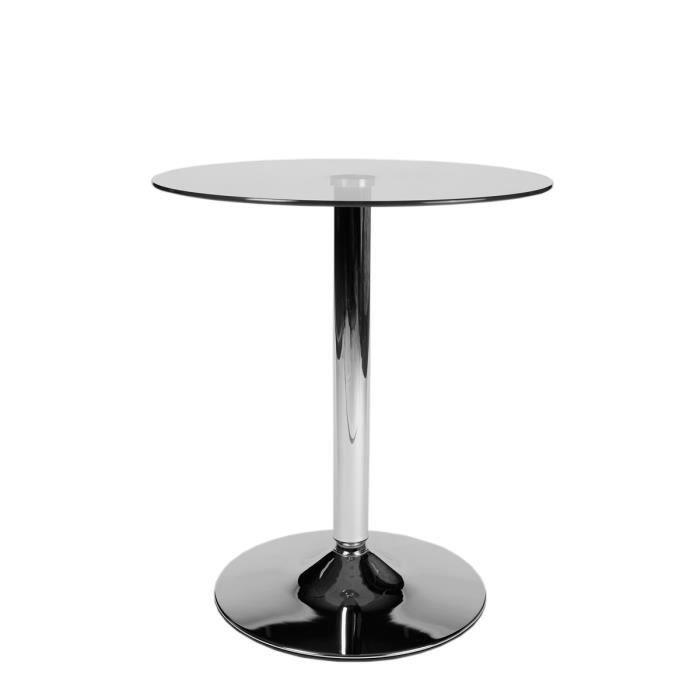 table ronde hauteur 60 cm achat vente table ronde. Black Bedroom Furniture Sets. Home Design Ideas