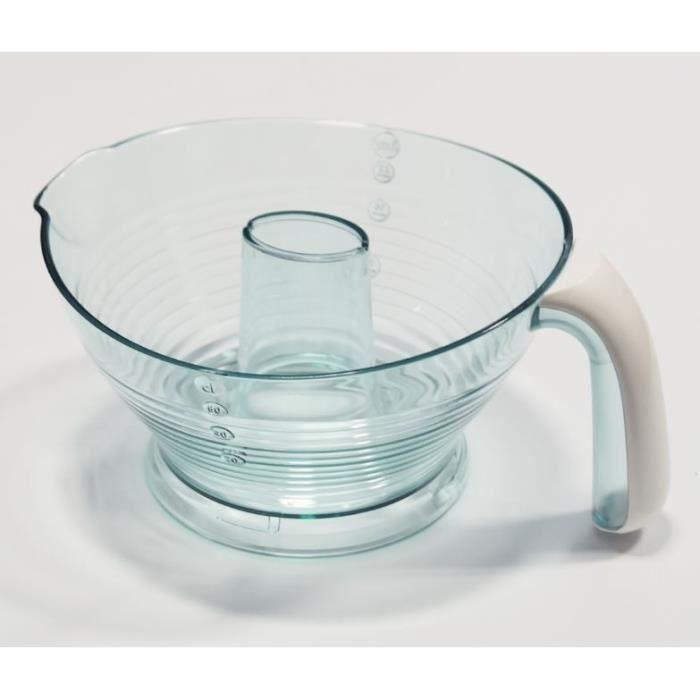 Pichet 0.6 litre pour presse-agrumes - Moulinex - réf. SS-192509 ...